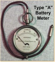 Type A Battery Meter